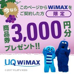 UQ WiMAXのイメージ