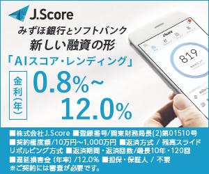 J.Score(ジェイスコア)のバナー